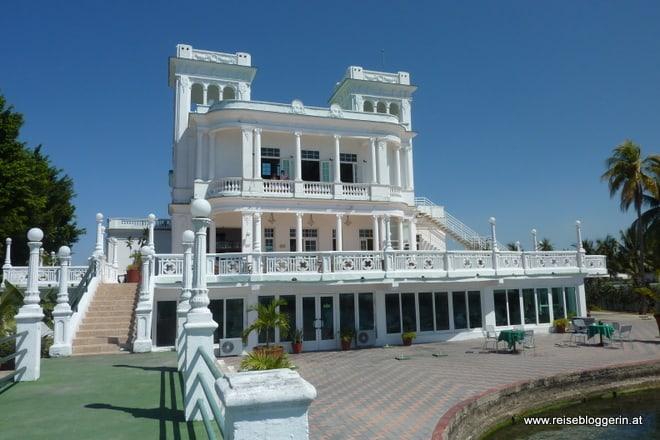 Yachtclub in Cienfuegos