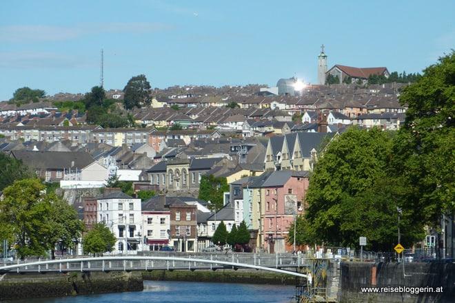 Cork - Stadtansicht