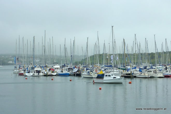 Der Hafen von Kinsale