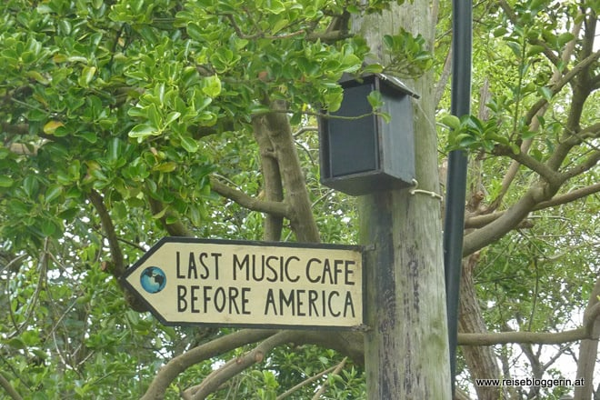 Last Music Cafe before America