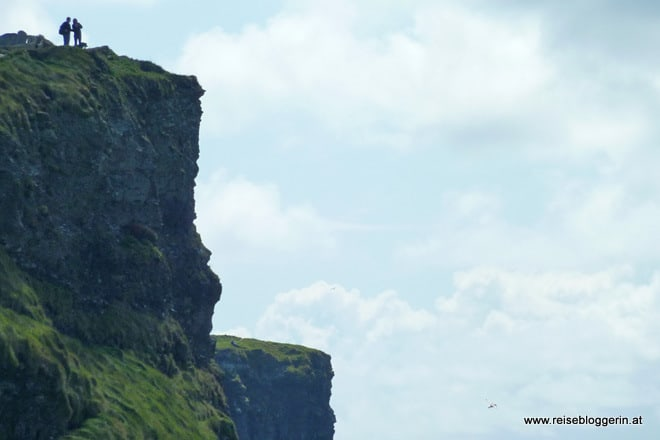 Moher Cliffs in Irland