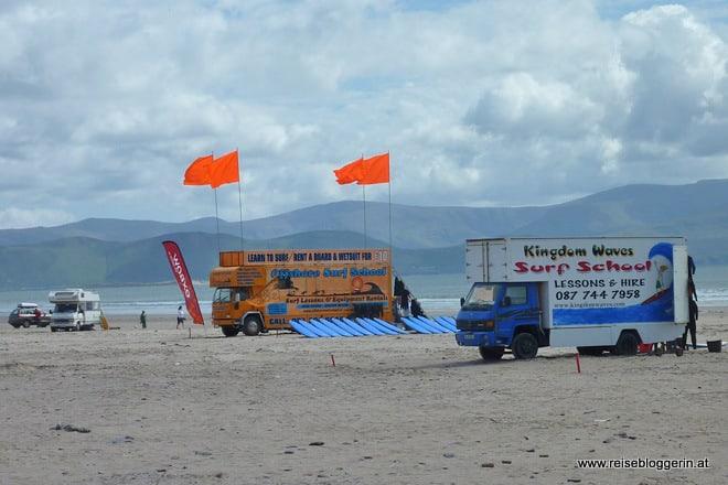 Strand in Irland