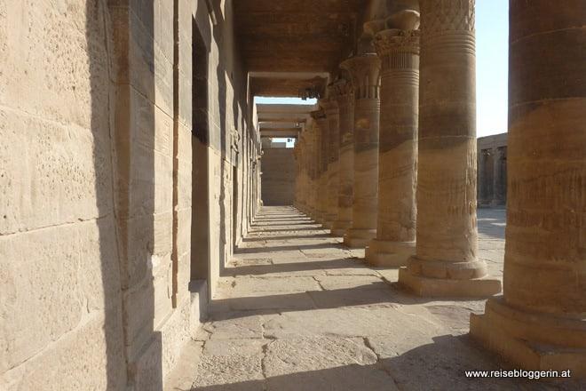 Der Philae Tempel
