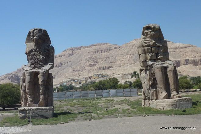 Der Koloss des Memnon