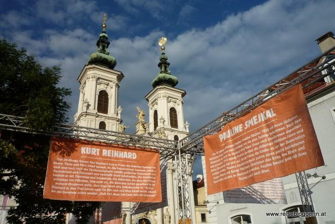 Allee der Gerechten in Graz