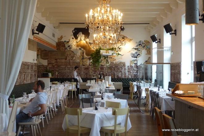 Hotel Wiesler Speisesaal