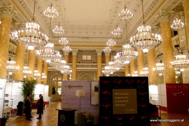 Der ReiseSalon 2012 in der Wiener Hofburg