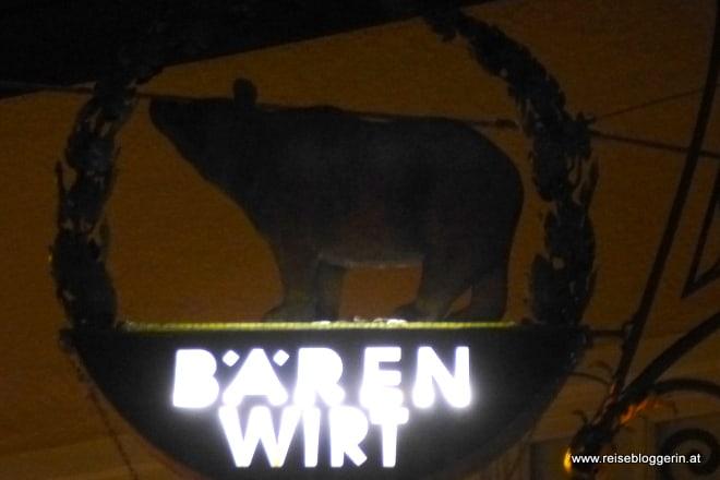 Bärenwirt in Salzburg