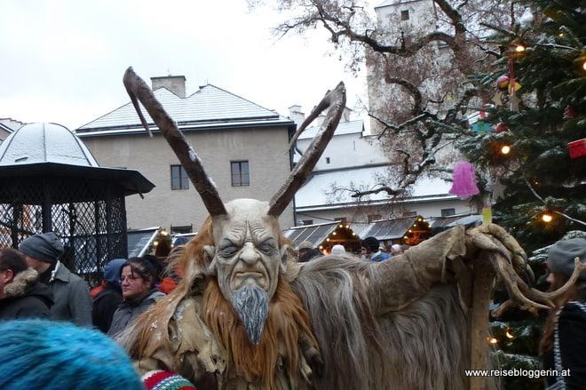 Stefani-Perchten in Salzburg