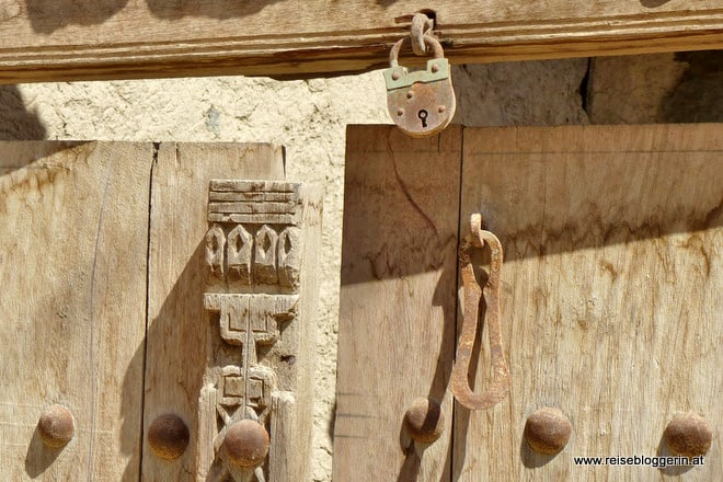 Die alte Stadt Bahla