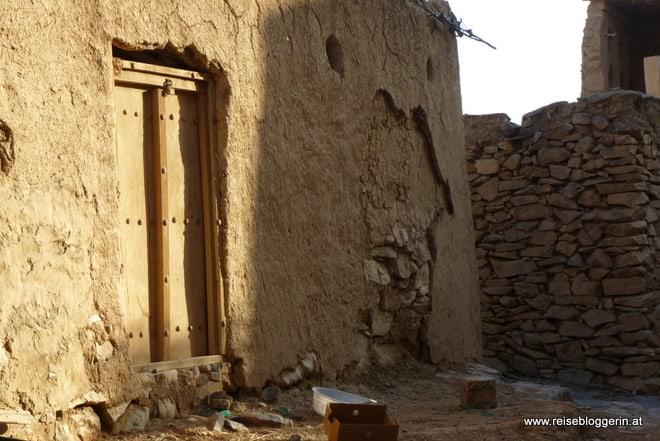 Altstadt im Oman