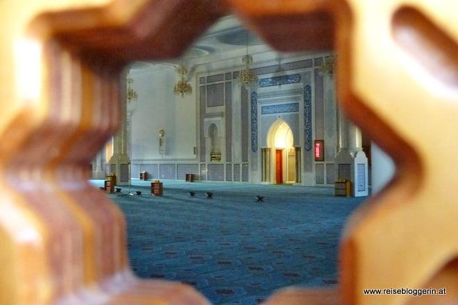 Die Moschee in Bahla