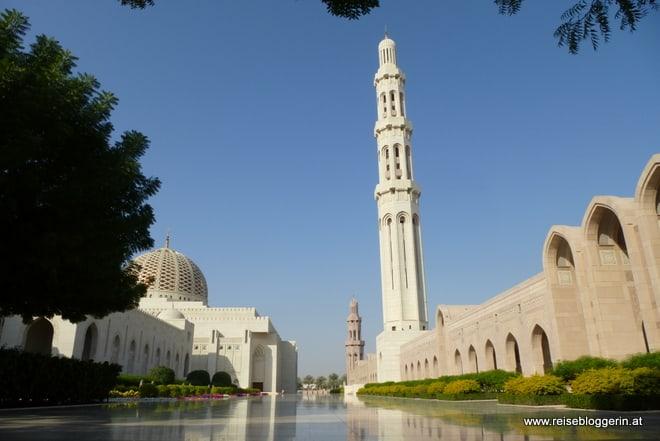 Moschee in Mutrah