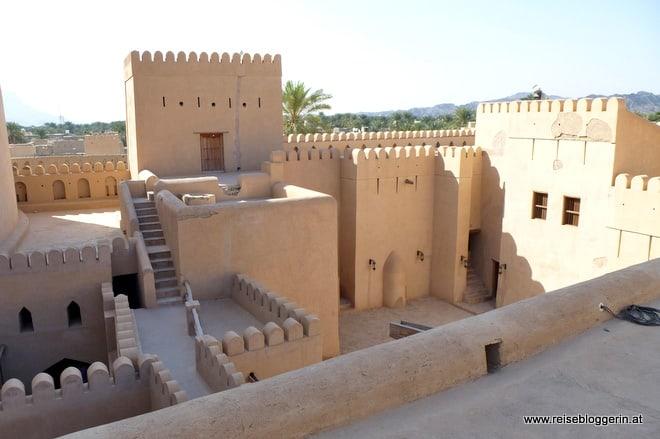Das Fort in Nizwa