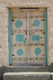 einfache Tür