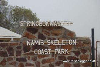 Namib Skeleton Coast Park