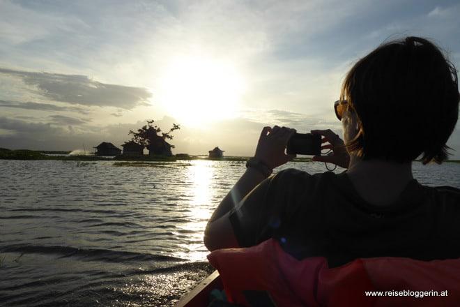 Reisebloggerin Gudrun in Sulawesi