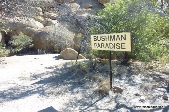 Bushman Paradise