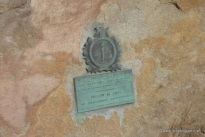 Phillips Cave (benannt nach dem der die Höhle entdeckt hat)