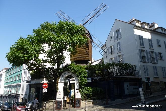 Le Moulin de la Galette Montmartre