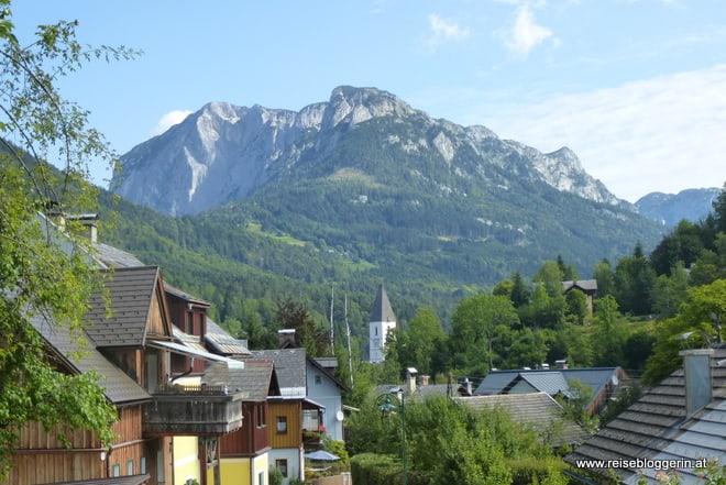 Die Berge um Bad Aussee