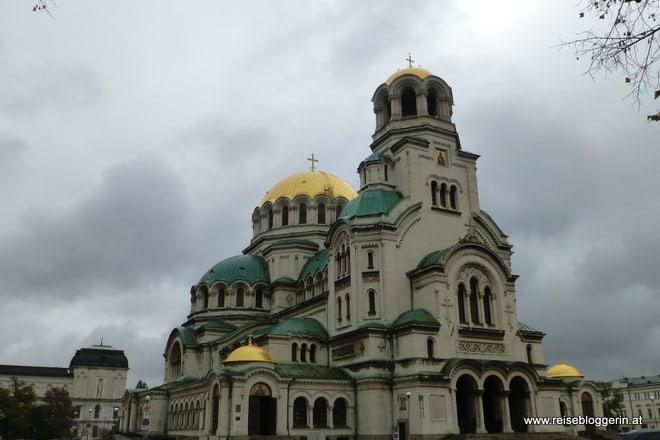 Aleksandr Nevski Kathedrale in Sofia