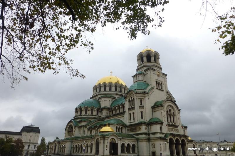 Alexandr Nevski Kathedrale in Bulgarien