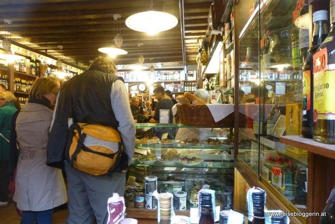 Cantine del vino gia schiavi - Tapas bar in Venedig