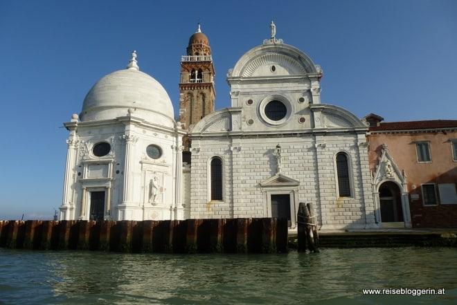 Die Kirche auf San Michele