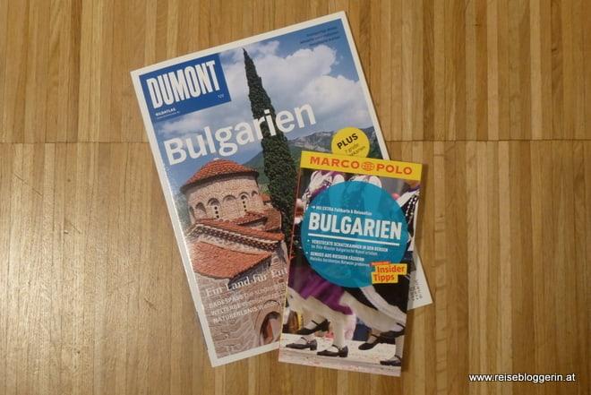 Dumont und Marco Polo Reiseführer Bulgarien