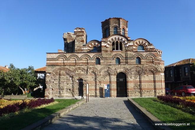 Bulgarien: 5 Tipps an der Schwarzmeerküste Christ As Pantokrator