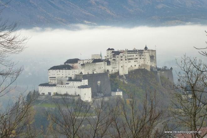 die Festung Hohensalzburg