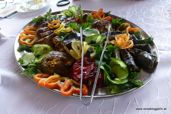 Muscheln, Paprika, gefüllte Muscheln