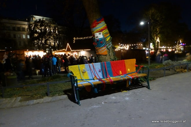 Adventmarkt Karlsplatz