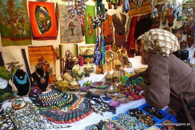 afrikanisches Kunsthandwerk