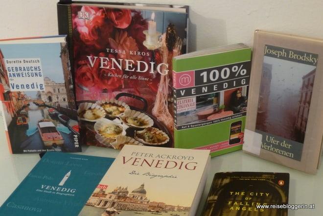 Bücher über Venedig