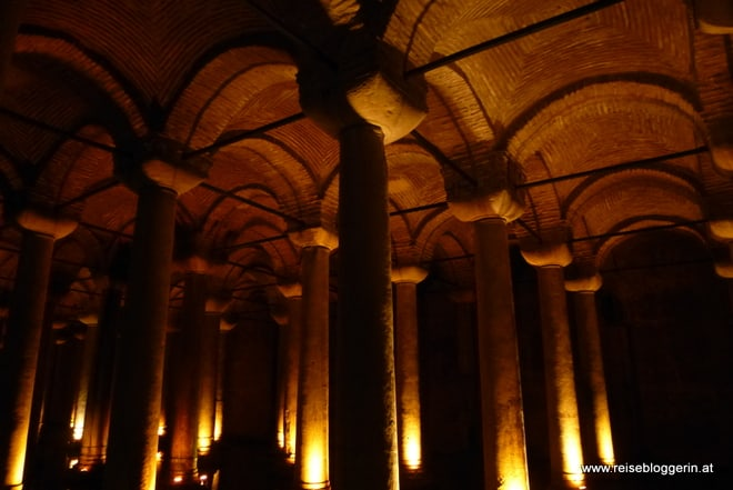 Cisterne Basilica