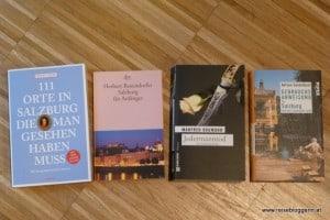 Bücher über Salzburg