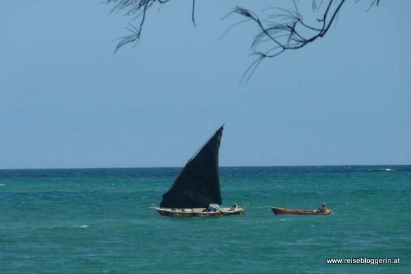 Indischer Ozean in Kenia