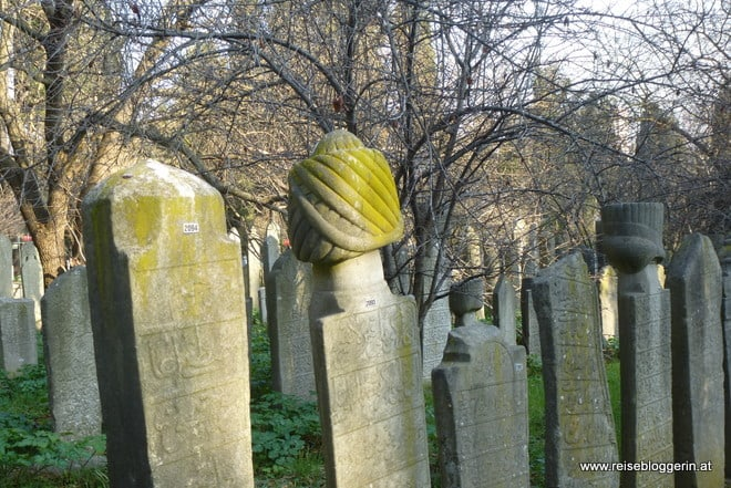 Osmanische Grabsteine