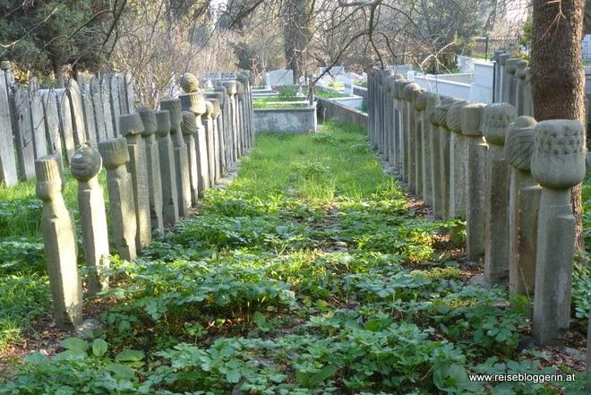 Osmanischer Friedhof