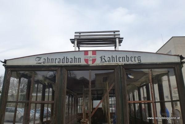 Zahnradbahn Kahlenberg