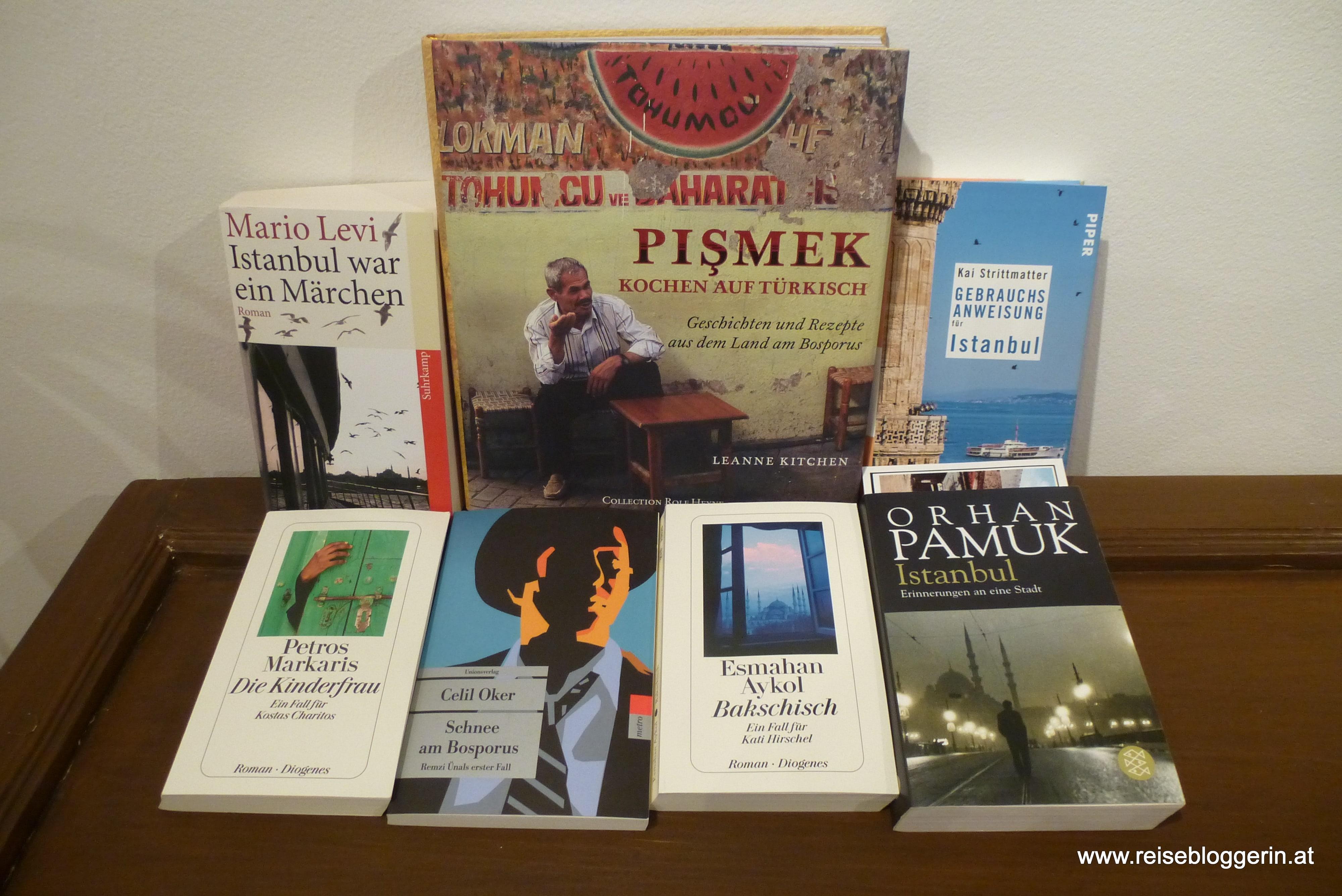 Bücher über Istanbul