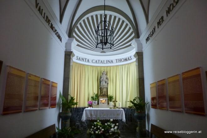 Kapelle Santa Catalina Thomas