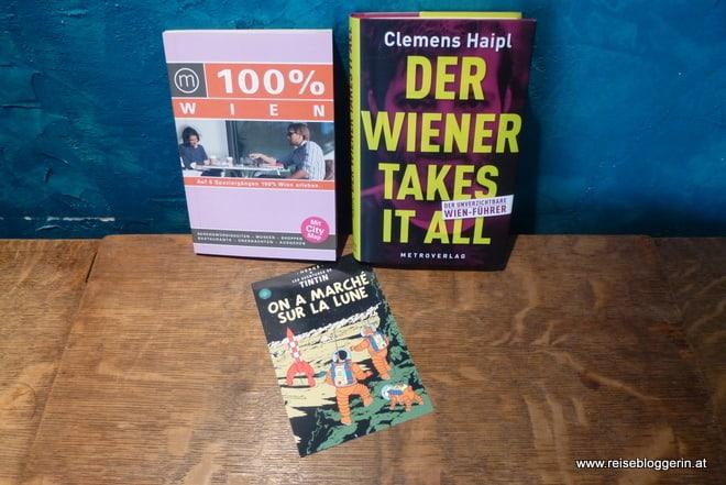 Welttag des Buches - Clemens Haipl, 100% Wien