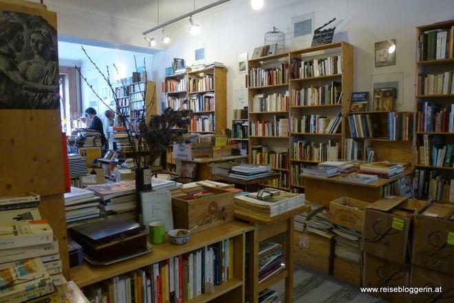 Buchhandlung Nijinski
