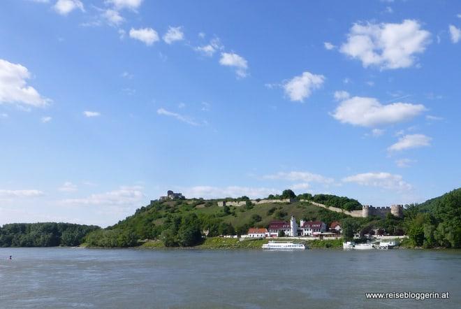 Die Burg Devin