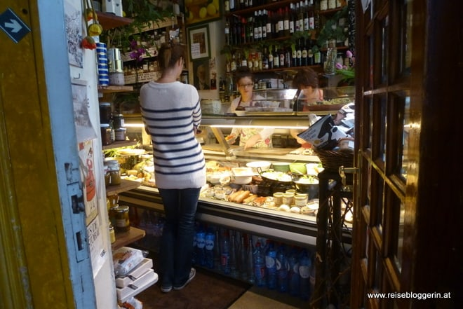Claire Fontaine - ein Delikatessengeschäft in Brüssel