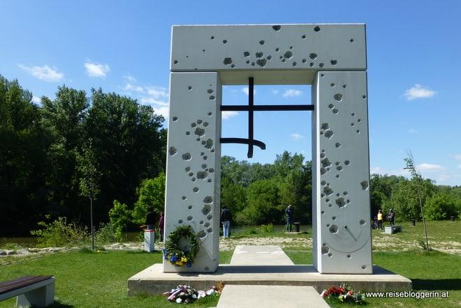 Denkmal Eiserner Vorhang