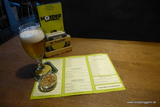 Moeder Lambic, Bierlokal in Brüssel